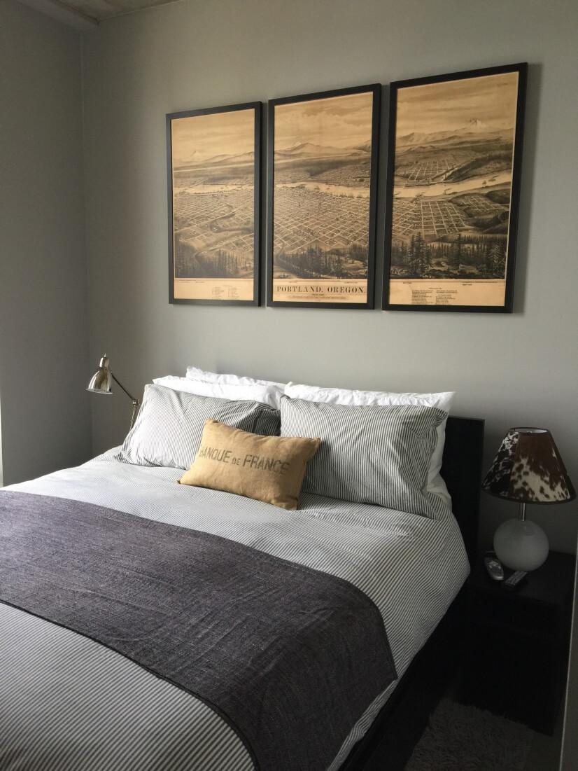Bedroom Looking South
