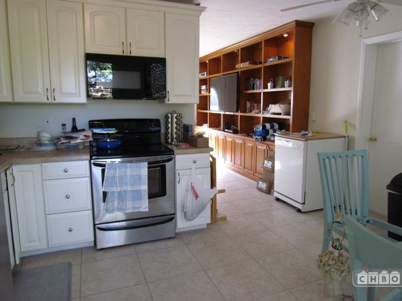 Kitchen / Dining / Living Room