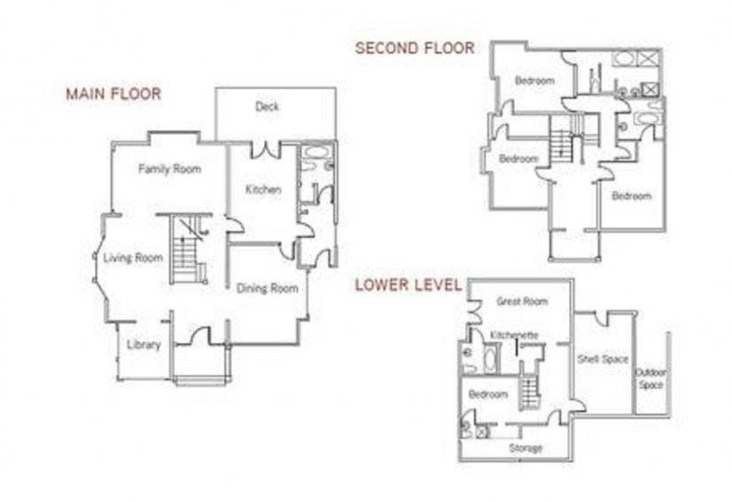 image 4 furnished 5 bedroom House for rent in Park West, Central San Diego