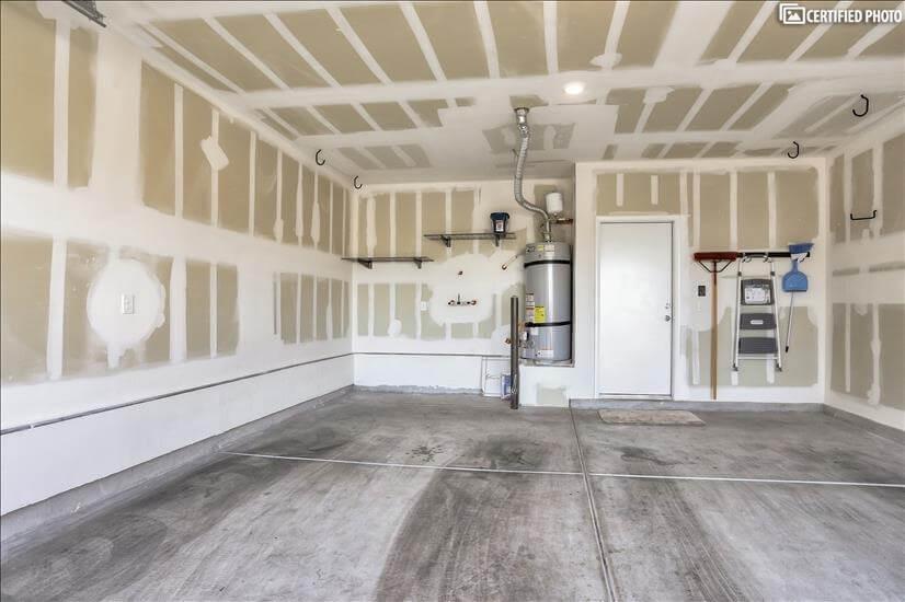 Two Car Garage  Remote Garage Door