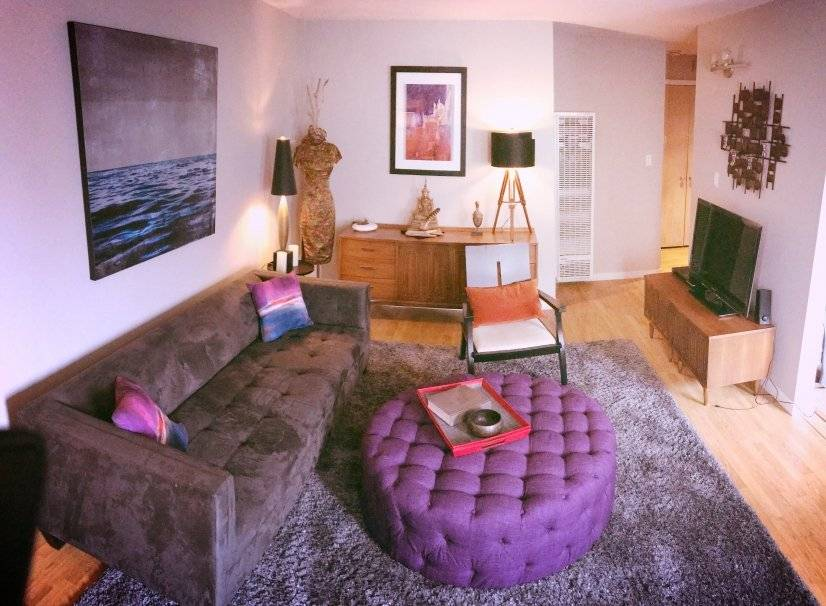 image 2 furnished 1 bedroom Townhouse for rent in Richmond District, San Francisco