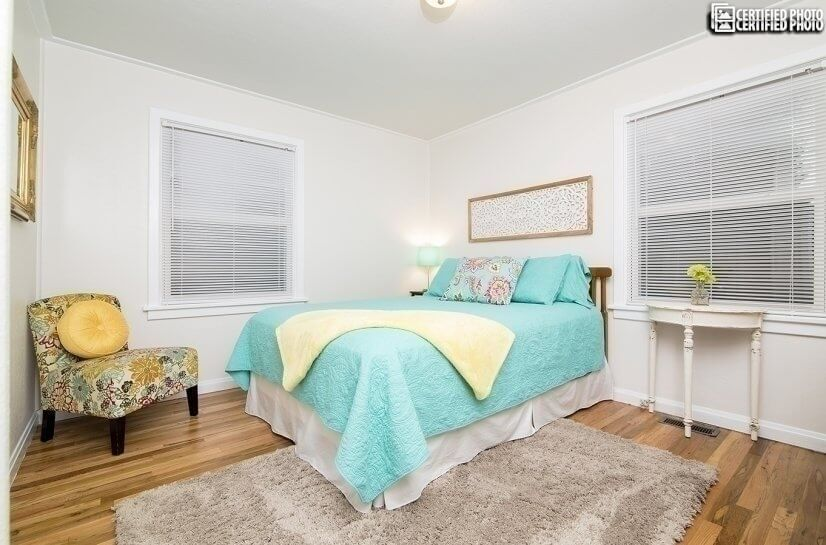 Bright, Spacious 1st Bedroom