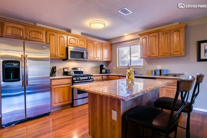 image 3 furnished 3 bedroom House for rent in Albuquerque, Albuquerque - Santa Fe