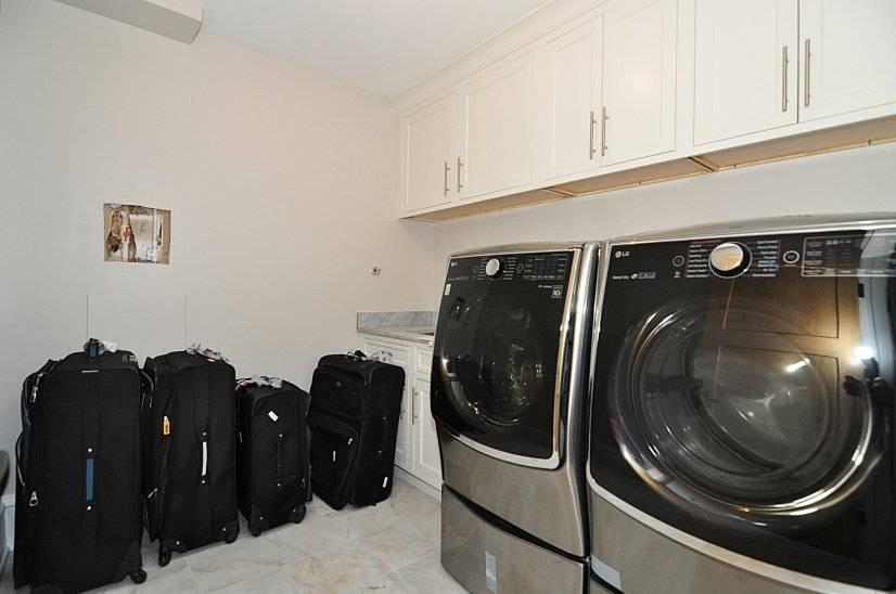 Lower Level Laundry