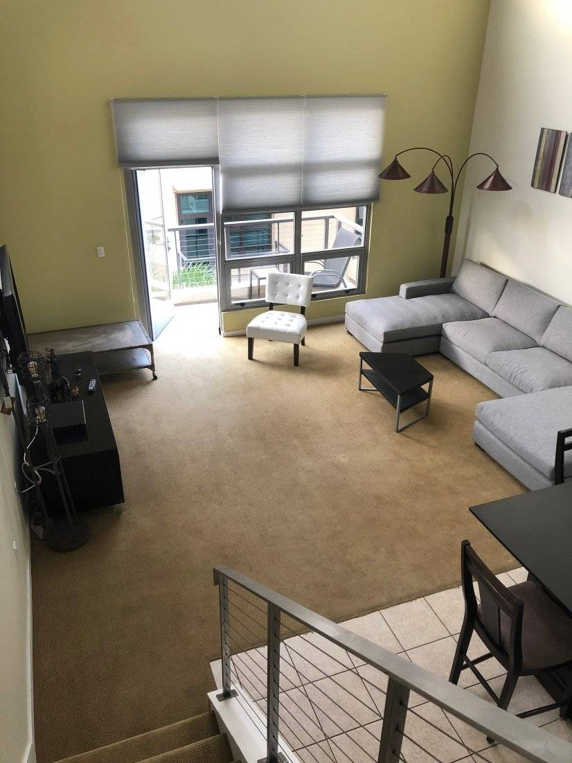 image 2 furnished 2 bedroom Loft for rent in Long Beach, South Bay