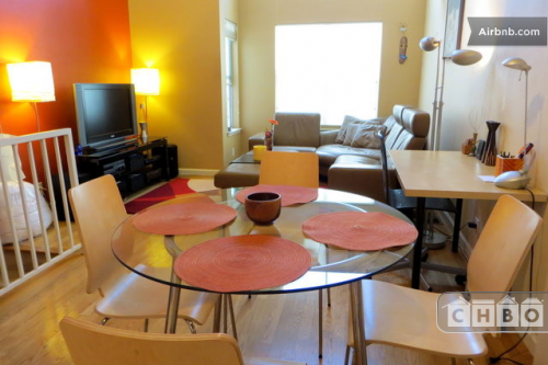 image 4 furnished 2 bedroom Townhouse for rent in South of Market, San Francisco