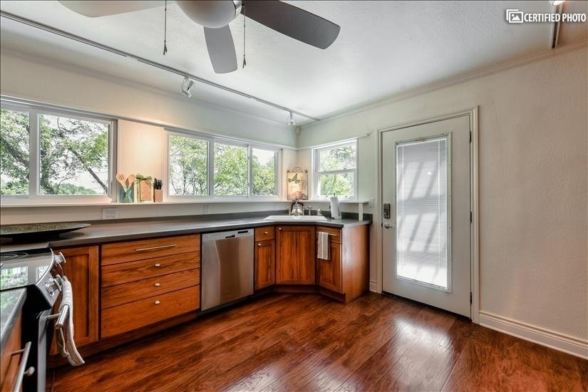 Natural Light & Plenty of Counter Space