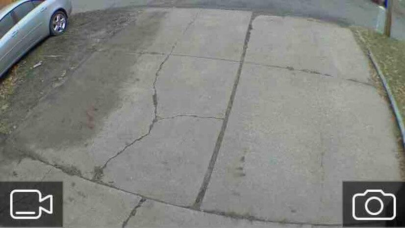 Exterior Security Camera - Driveway