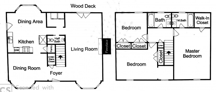 Great Open Floorplan