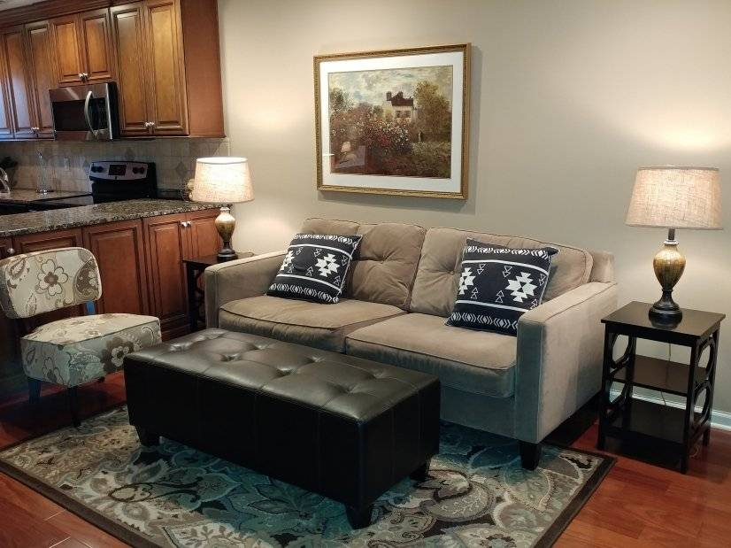 image 4 furnished 1 bedroom Townhouse for rent in Annandale, Hunterdon County