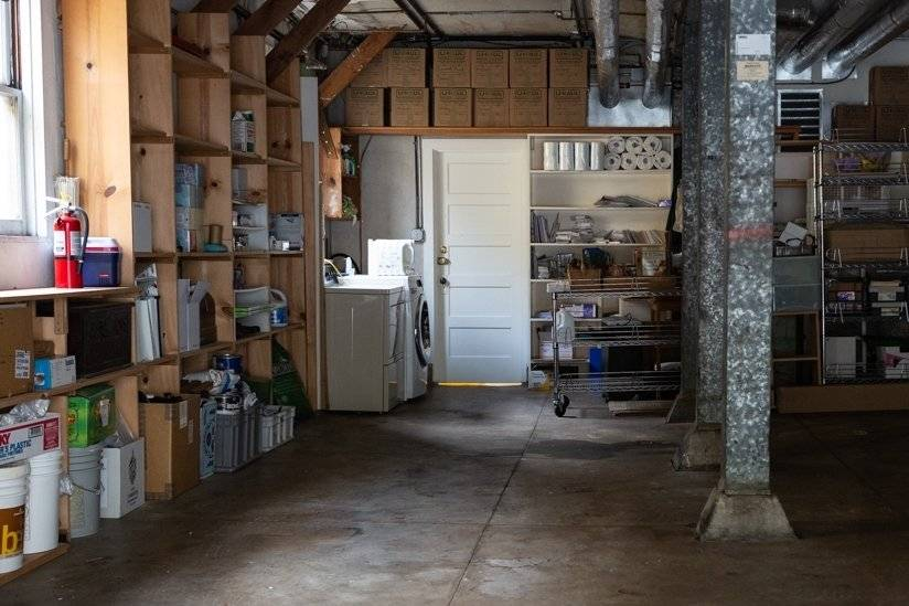 Garage: 1-car parking, ample storage and shared washer/dryer