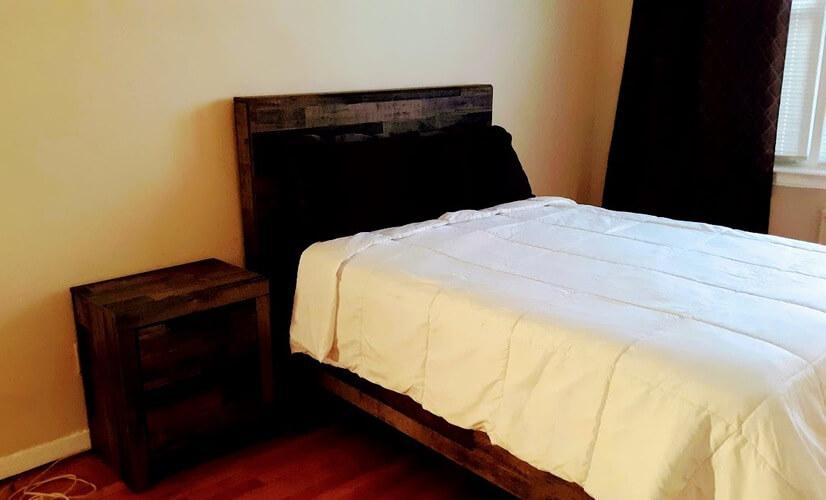New Bedroom Set and New Comfortable  Mattress
