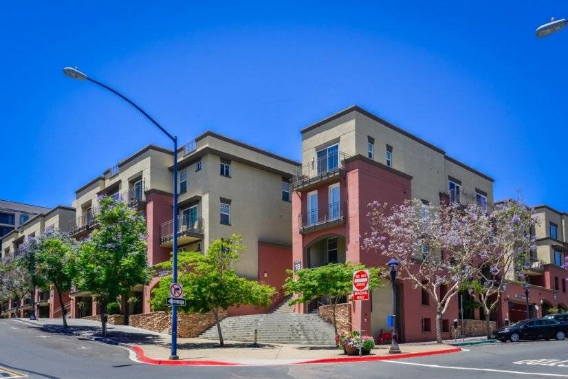 image 3 furnished 2 bedroom Apartment for rent in Park West, Central San Diego