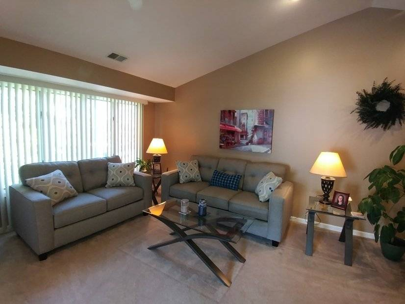 image 1 furnished 1 bedroom Townhouse for rent in Annandale, Hunterdon County
