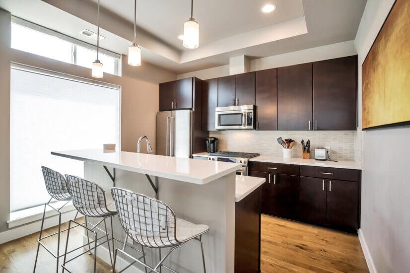 image 7 furnished 5 bedroom Townhouse for rent in Capitol Hill, Denver Central