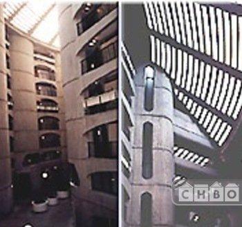 Inside Hallway Building