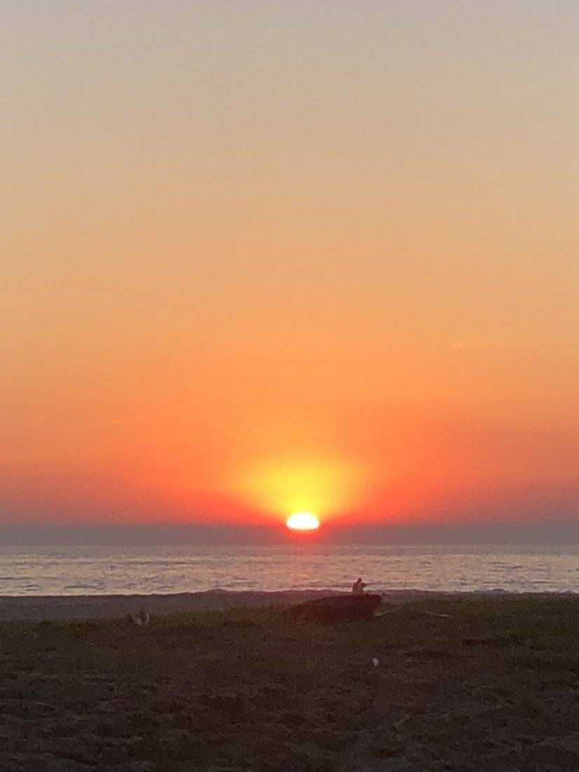 Beach is 2 blocks away...enjoy sunset walks along the beach