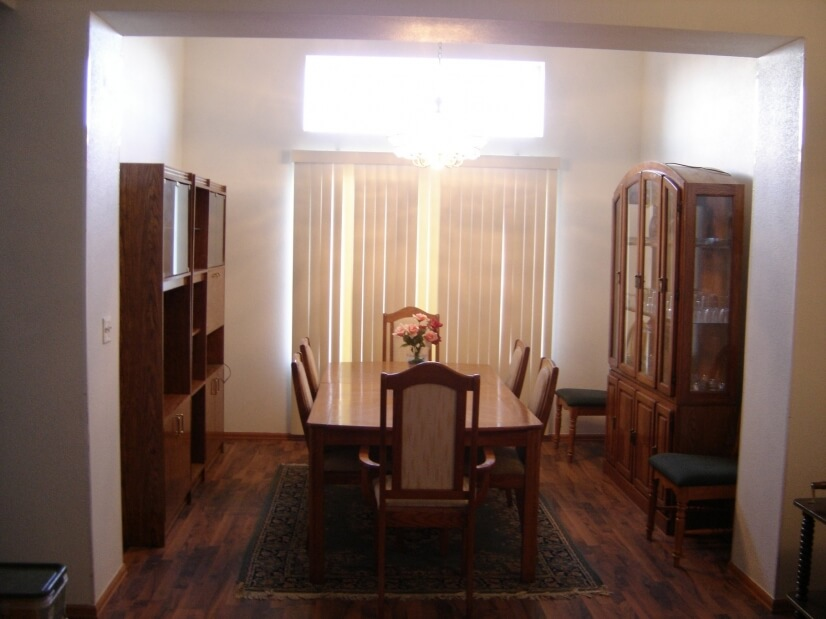 Main Level Formal Dining Room 1 of 3