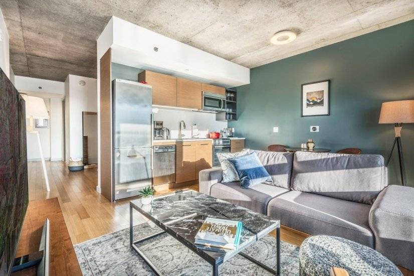 image 2 furnished Studio bedroom Apartment for rent in Waterfront, Boston Area