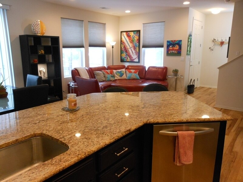 image 5 furnished 4 bedroom Townhouse for rent in Commerce City, Adams County