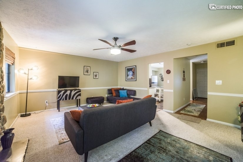 image 3 furnished 2 bedroom Townhouse for rent in Marietta, Cobb County