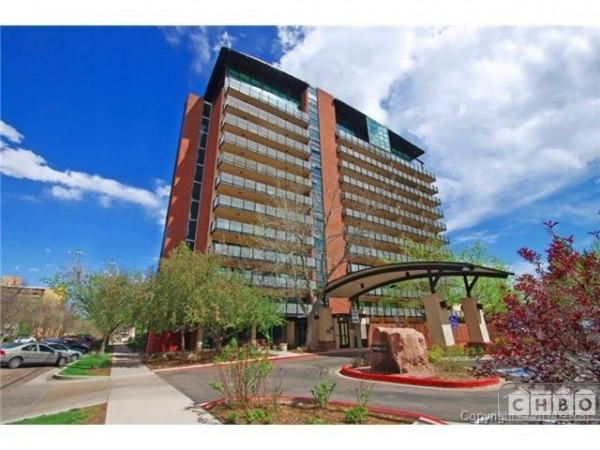 Downtown Colorado Springs Furnished Loft