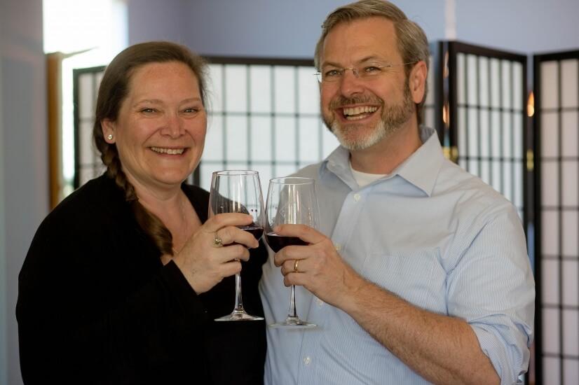 Your hosts, Brian & Dawn Wills