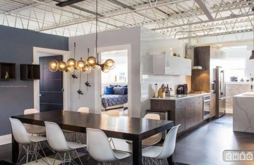 image 2 furnished 3 bedroom Loft for rent in Lincoln Park, North Side