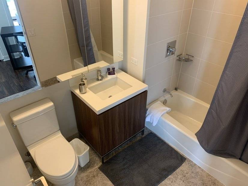 Full Bath with Shower/Tub