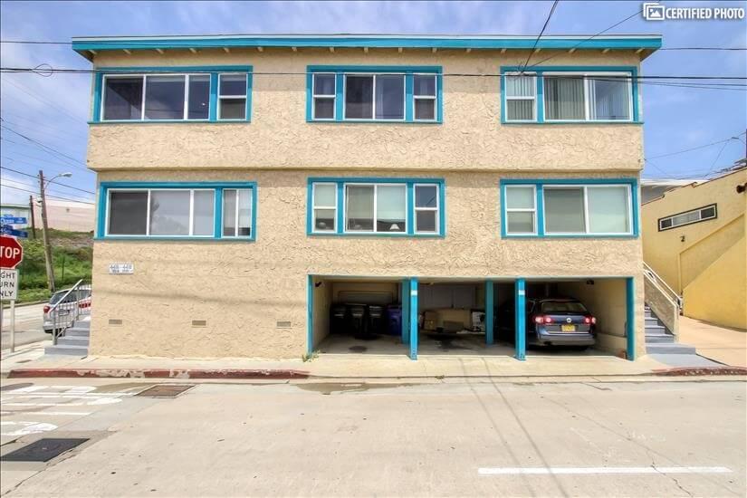 Garage spots (center garage included)