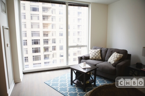 image 4 furnished Studio bedroom Apartment for rent in Loop, Downtown