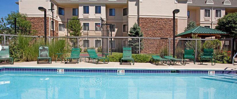 Out Door Seasonal Pool