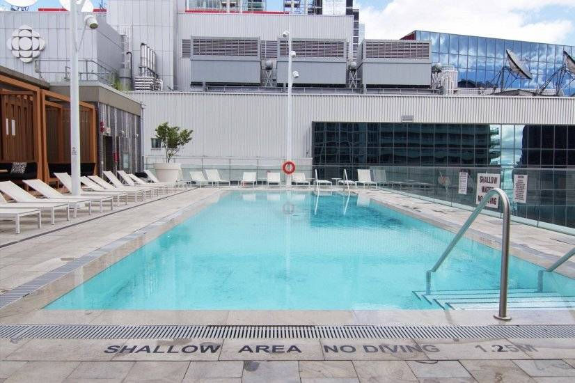 Outdoor swimming pool ( Closed in winters)