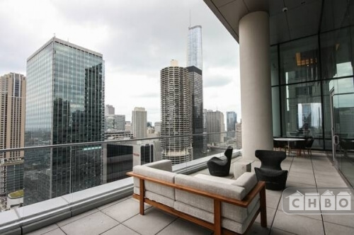 image 9 furnished Studio bedroom Apartment for rent in Loop, Downtown