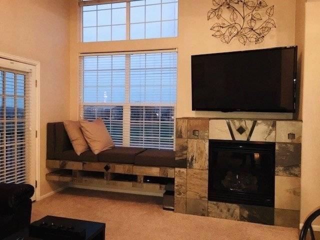 bright/big living room window