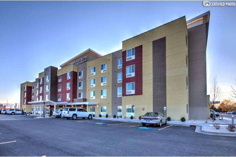 Brand New TownPlace Suites Convenient to Everything!