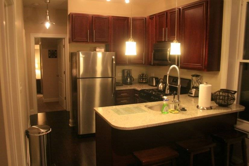 image 6 furnished 2 bedroom Apartment for rent in North Center, North Side
