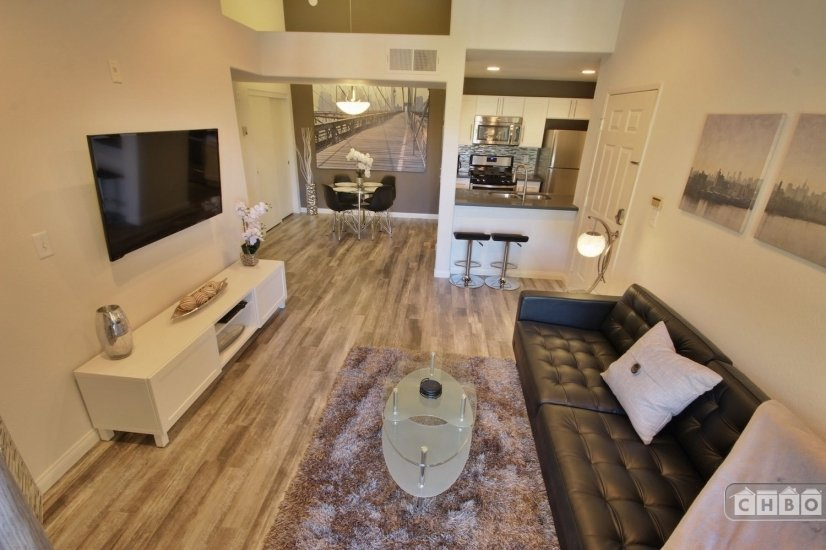 image 3 furnished 1 bedroom Townhouse for rent in Spring Valley, Las Vegas Area