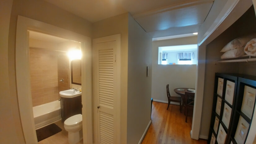 image 2 furnished Studio bedroom Townhouse for rent in Capitol Hill, DC Metro
