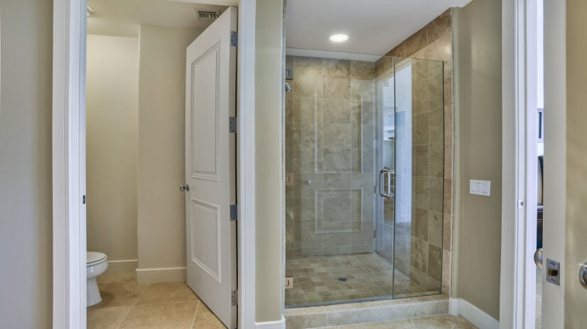 3rd Bathroom/Powder Room with Shower