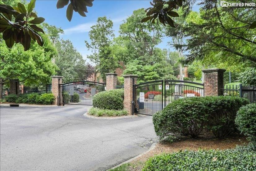 Gated Entry Community