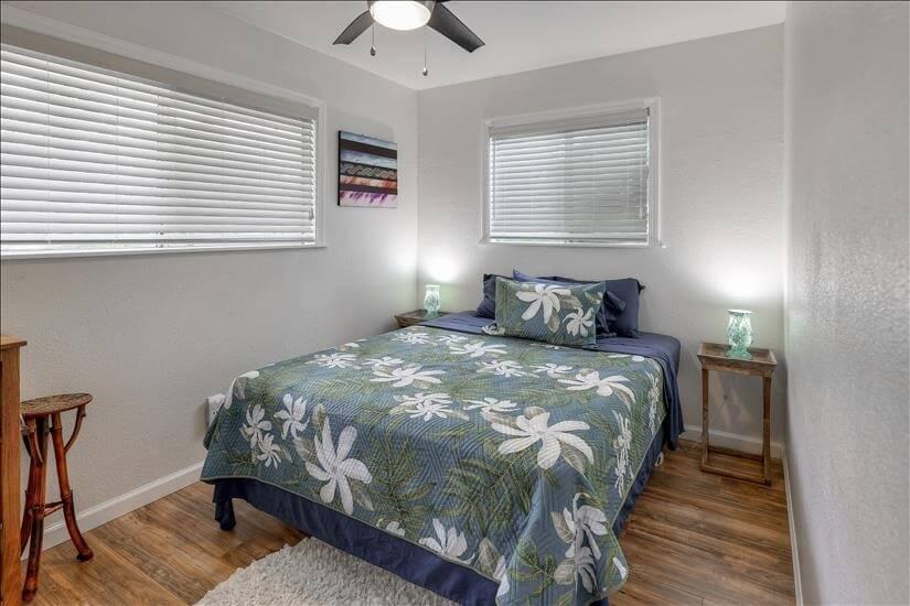 Bedroom No 2 - Queen Size Bed