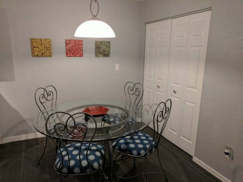 image 3 furnished 1 bedroom Townhouse for rent in St Petersburg, Pinellas (St. Petersburg)