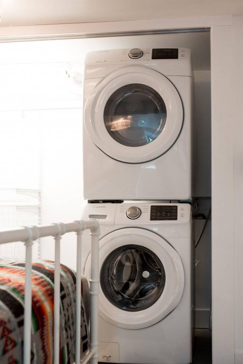full sized washer/ dryer