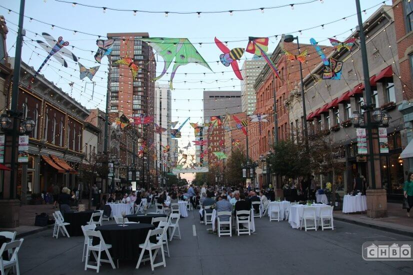 Larimer Square - Restaurants, Shopping, Entertainment just 3