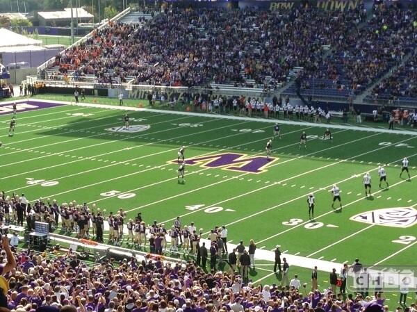 Husky Stadium and University of Washington 15 min.