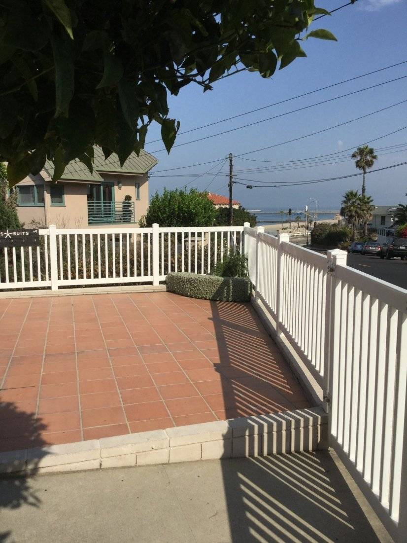 Front Patio View