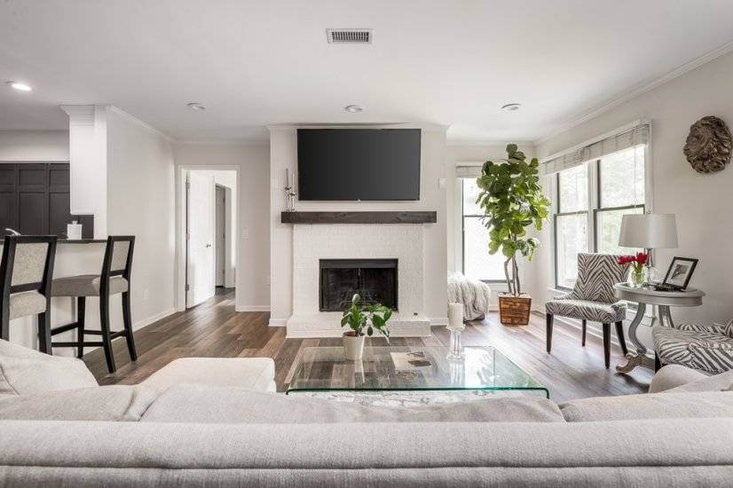 Fully Furnished 2 Bedroom Dunwoody Condo