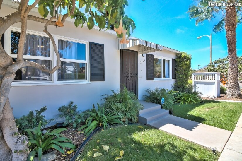 Ocean beach furnished 2 bedroom apartment for rent 2500 - 2 bedroom homes for rent in san diego ...