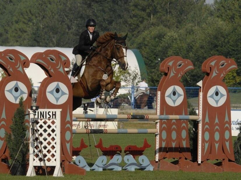 2020 JANUARY 14 HITS Thermal Desert Circuit HORSE Show